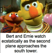 Bert and ernie 9-11