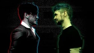 DARKIPLIER vs ANTISEPTICEYE
