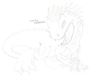 Indominus rex (traditional)