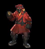 Pyrotrenchcoat