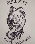Garfield Devil