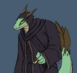5 13 lizard cultist by mr sage dceayqi-250t