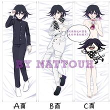 Pre-orderends-on-nov-30th-new-danganronpa-v3-kokichi-ouma-dakimakura-pillow-case-150x50cm-0
