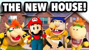 SML Movie The New House!