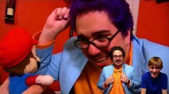 Logan Reacts Jeffy's TV Show