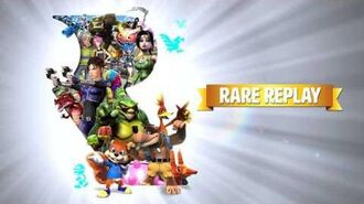 Rare Replay Music - Main Theme Extended ☿ HD ☿