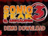 Metal Sonic (Sonic Fear)