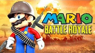 SMG4 Mario Battle Royale