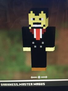 Minecraft Master Magus