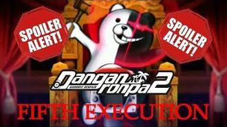 Danganronpa 2 Goodbye Despair - Fifth Execution