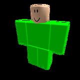 Green Screen Man