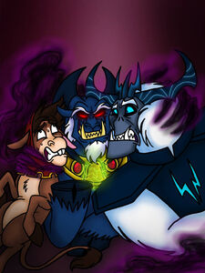 Bray grogar and the storm king by melspyrose dcth0oo-pre