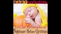 "Oogie Boogie's Song - Baby Lullaby Music, by Baby Rockstar (From ""The Nightmare Before Christmas"")"