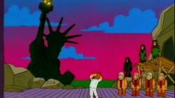 The Simpsons - Planet Of The Apes Musical - Dr