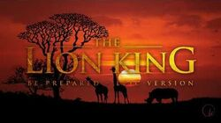 Be Prepared - The Lion King Epic Version