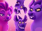 The Worst Hyena We Know