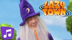 Lazy Town - The Wizard of Lazy Town Music Video