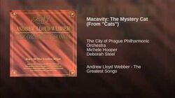 "Macavity- The Mystery Cat (From ""Cats"")"