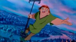 Out There - The Hunchback of Notre Dame