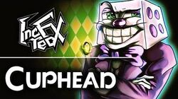 Cuphead - Die House (Remix) King Dice Speedpaint