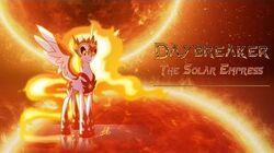 Jyc Row - Daybreaker, the Solar Empress
