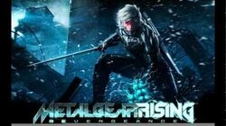Metal Gear Rising Revengeance OST - I'm My Own Master Now Extended