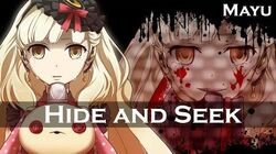 【MAYU】 Hide and Seek 【VOCALOIDカバー】