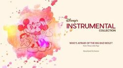 Disney Instrumental ǀ Neverland Orchestra - Who's Afraid Of The Big Bad Wolf?