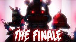 NateWantsToBattle The Finale FNaF LYRIC VIDEO FNaF Song