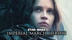 Star Wars - Imperial March Heroic Version Piano & Orchestra