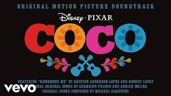 "Alanna Ubach, Antonio Sol - La Llorona (From ""Coco"" Audio Only)"