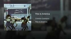 Childish Gambino - This Is America (Clean)
