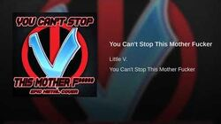 You Can't Stop This Mother F***** | Villain Song Wiki