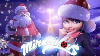 "MIRACULOUS 🐞❄️ SANTA CLAWS - ""Bad Santa"" ❄️ 🐞 Tales of Ladybug and Cat Noir"