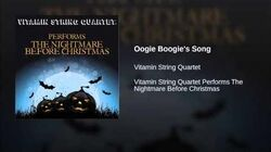Oogie Boogie's Song-1