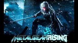 Metal Gear Rising Revengeance OST - A Stranger I Remain Extended