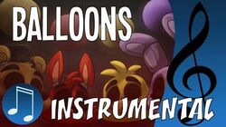 "Instrumental ""BALLOONS"" by MandoPony Five Nights at Freddy's"
