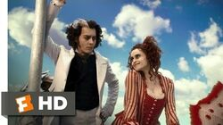 Sweeney Todd (7 8) Movie CLIP - By the Sea (2007) HD