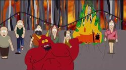 South park christmas time in hell full video full HD