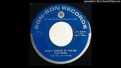 Peggy Serra - Who's Afraid of The Big Bad Wolf Instro -Bon-Bon (unknown pop soul)