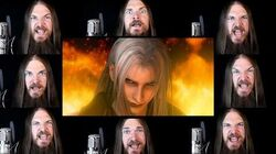 Final Fantasy VII - One Winged Angel Acapella