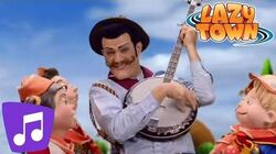 Lazy Town Lazy Scouts Music Video