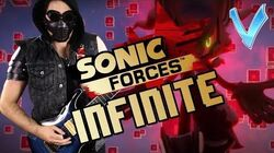 """Sonic Forces - Infinite Theme """"Epic Metal"""" Cover Remix (Little V)-0"""