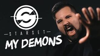 MY DEMONS - Starset (Cover by Caleb Hyles and Jonathan Young)