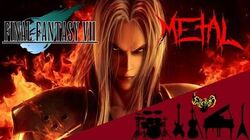 Final Fantasy VII - One Winged Angel 【Intense Symphonic Metal Cover】 【35k Special】