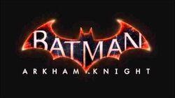 Batman Arkham Knight Secret Soundtrack I Can't Stop Laughing