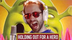 Holding Out for a Hero - SHREK 2 (METAL cover by Jonathan Young)