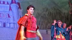 "(2016) Beauty & The Beast Live On Stage at Disney's Hollywood Studios ""The Mob Song"" Gaston"