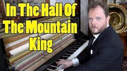 Grieg - In the Hall of the Mountain King on Piano