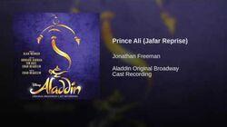 Prince Ali (Jafar Reprise)